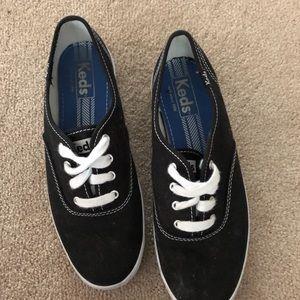 Black Keds Size 6